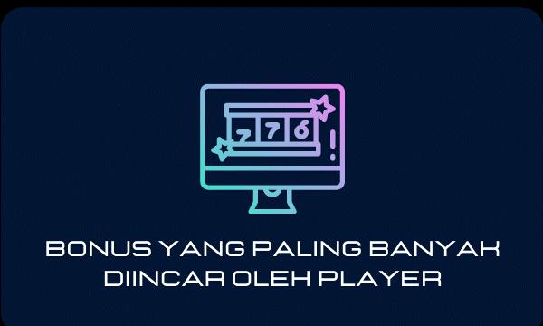 Situs Slot Bonus New Member Yang Paling Banyak Diincar Oleh Player